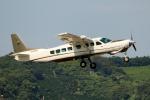 テクストTPSさんが、松山空港で撮影した共立航空撮影 208B Grand Caravanの航空フォト(写真)