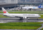 Dreamer-K'さんが、羽田空港で撮影した日本航空 767-346の航空フォト(写真)