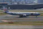 みるぽんたさんが、羽田空港で撮影したチャイナエアライン A330-302の航空フォト(写真)