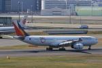 みるぽんたさんが、羽田空港で撮影したフィリピン航空 A330-343Eの航空フォト(写真)