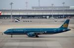 ハピネスさんが、関西国際空港で撮影したベトナム航空 A321-231の航空フォト(写真)