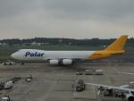 さゆりんごさんが、成田国際空港で撮影したポーラーエアカーゴ 747-87UF/SCDの航空フォト(写真)