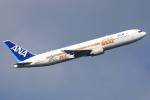 Koba UNITED®さんが、羽田空港で撮影した全日空 767-381/ERの航空フォト(写真)
