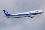 Koba UNITED®さんが、羽田空港で撮影した全日空 777-281/ERの航空フォト(写真)