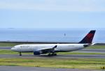 takamaruさんが、中部国際空港で撮影したデルタ航空 A330-223の航空フォト(写真)
