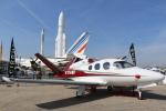 westtowerさんが、ル・ブールジェ空港で撮影したアメリカ企業所有 SF50 Visionの航空フォト(写真)