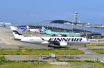 kix-boobyさんが、関西国際空港で撮影したフィンエアー A350-941XWBの航空フォト(写真)