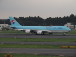 さゆりんごさんが、成田国際空港で撮影した大韓航空 747-8B5F/SCDの航空フォト(写真)