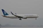 amagoさんが、関西国際空港で撮影したニュージーランド航空 767-319/ERの航空フォト(写真)