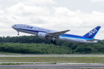 dragonflyさんが、新千歳空港で撮影した日本航空 777-346/ERの航空フォト(写真)