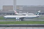 turenoアカクロさんが、羽田空港で撮影したキャセイパシフィック航空 777-367/ERの航空フォト(写真)