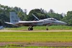 apphgさんが、岐阜基地で撮影した航空自衛隊 F-15J Eagleの航空フォト(写真)