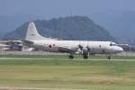 プルシアンブルーさんが、山形空港で撮影した海上自衛隊 P-3Cの航空フォト(写真)
