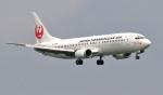 kamerajiijiさんが、羽田空港で撮影した日本トランスオーシャン航空 737-446の航空フォト(写真)