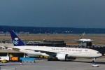 菊池 正人さんが、フランクフルト国際空港で撮影したサウジアラビア航空 777-268/ERの航空フォト(写真)