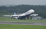 ワーゲンバスさんが、成田国際空港で撮影した日本貨物航空 747-8KZF/SCDの航空フォト(写真)
