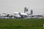 ワーゲンバスさんが、成田国際空港で撮影したマレーシア航空 A380-841の航空フォト(写真)