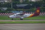 masa707さんが、高雄国際空港で撮影した徳安航空 DHC-6-400 Twin Otterの航空フォト(写真)