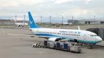 誘喜さんが、羽田空港で撮影した厦門航空 737-85Cの航空フォト(写真)