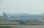 いっとくさんが、上海浦東国際空港で撮影したシンガポール航空 777-312/ERの航空フォト(写真)