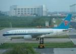 いっとくさんが、上海浦東国際空港で撮影した中国南方航空 737-76Nの航空フォト(写真)