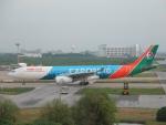 いっとくさんが、上海浦東国際空港で撮影した中国東方航空 A330-343Xの航空フォト(写真)