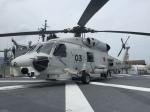 いっとくさんが、阪神基地で撮影した海上自衛隊 SH-60Jの航空フォト(写真)