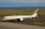 Wasawasa-isaoさんが、中部国際空港で撮影したエティハド航空 787-9の航空フォト(写真)
