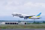 dragonflyさんが、新千歳空港で撮影したAIR DO 767-381の航空フォト(写真)