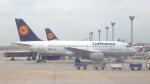 誘喜さんが、フランクフルト国際空港で撮影したルフトハンザドイツ航空 A319-114の航空フォト(写真)