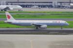 PASSENGERさんが、羽田空港で撮影した中国国際航空 A321-232の航空フォト(写真)