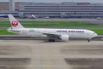 PASSENGERさんが、羽田空港で撮影した日本航空 777-246/ERの航空フォト(写真)