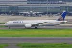 PASSENGERさんが、羽田空港で撮影したユナイテッド航空 787-9の航空フォト(写真)