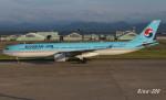 RINA-200さんが、小松空港で撮影した大韓航空 A330-322の航空フォト(写真)