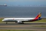 Wasawasa-isaoさんが、中部国際空港で撮影したアシアナ航空 A321-231の航空フォト(写真)