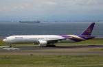Wasawasa-isaoさんが、中部国際空港で撮影したタイ国際航空 777-3D7の航空フォト(写真)