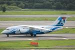 cassiopeiaさんが、成田国際空港で撮影したアンガラ・エアラインズ An-148-100Eの航空フォト(写真)
