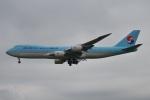 空が大好き!さんが、成田国際空港で撮影した大韓航空 747-8B5F/SCDの航空フォト(写真)