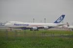 空が大好き!さんが、成田国際空港で撮影した日本貨物航空 747-8KZF/SCDの航空フォト(写真)