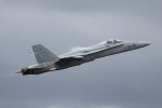 AkiChup0nさんが、フェアフォード空軍基地で撮影したスペイン空軍 F/A-18の航空フォト(写真)