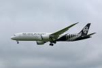 prado120さんが、成田国際空港で撮影したニュージーランド航空 787-9の航空フォト(写真)
