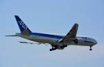 HISAHIさんが、福岡空港で撮影した全日空 777-281/ERの航空フォト(写真)