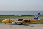 たなひろさんが、神戸空港で撮影した全日空 777-281/ERの航空フォト(写真)