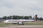 Fly Yokotayaさんが、シンガポール・チャンギ国際空港で撮影したシンガポール航空 A330-343Xの航空フォト(写真)