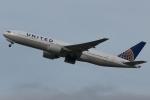 木人さんが、成田国際空港で撮影したユナイテッド航空 777-222/ERの航空フォト(写真)
