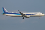 ceskykrumlovさんが、羽田空港で撮影した全日空 A321-211の航空フォト(写真)