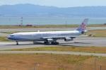 amagoさんが、関西国際空港で撮影したチャイナエアライン A340-313Xの航空フォト(写真)