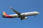 Koenig117さんが、那覇空港で撮影したアシアナ航空 A321-231の航空フォト(写真)