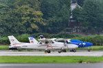 はるかのパパさんが、ホンダエアポートで撮影した本田航空 172S Skyhawk SPの航空フォト(写真)