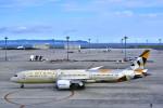 takamaruさんが、中部国際空港で撮影したエティハド航空 787-9の航空フォト(写真)